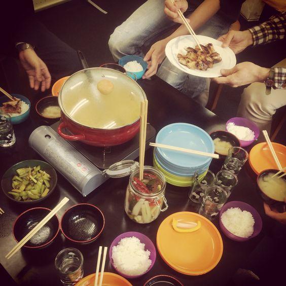 [2014/03/28]    昼ごはん会に行ってきやしたぁー(*ˊૢ ⌑ ˋૢ* )    粕漬けのお肉やピクルスなど美味しかったわーん♫    ごちそーさま&ありがとーごいました!!