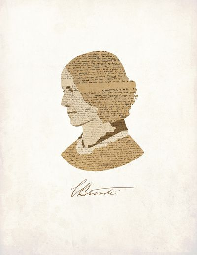 Charlotte Bronte.. by Kayla Cole