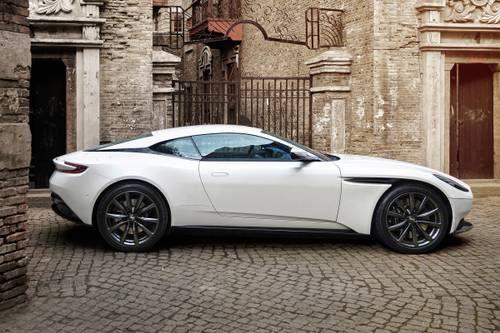 2019 Aston Martin Db11 V8 Coupe Profile Shown Aston Martin
