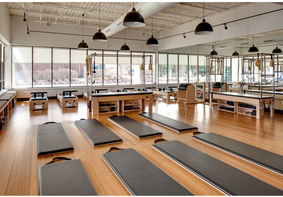 Wade Weissmann; The Lift Pilates and CoreAlign Studio (Interiors Refit); Fox Point, Wisconsin.