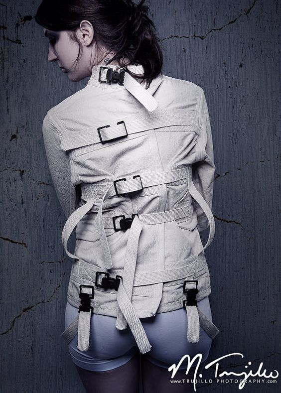 Hey, I found this really awesome Etsy listing at https://www.etsy.com/listing/152689423/canvas-straitjacket