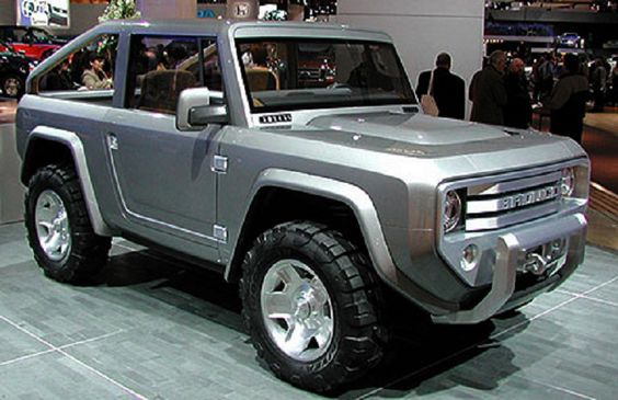 2015 Ford Bronco Price and Release Date Ford BroncoFord