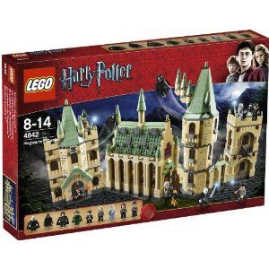 LEGO Harry Potter 4842 - Il Castello di Hogwarts: Amazon.it: Giochi e giocattoli #lego