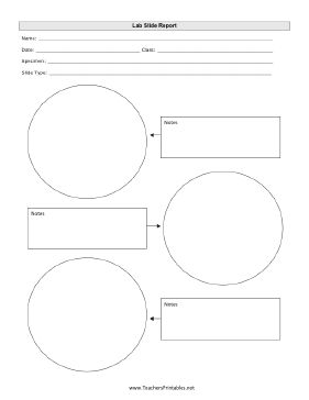 Printables Microscope Lab Worksheet labs on pinterest record your microscope lab observations this slides template free to download and print