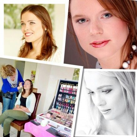 Fotoshoot met make up en  glamoureuze foto's van mezelf