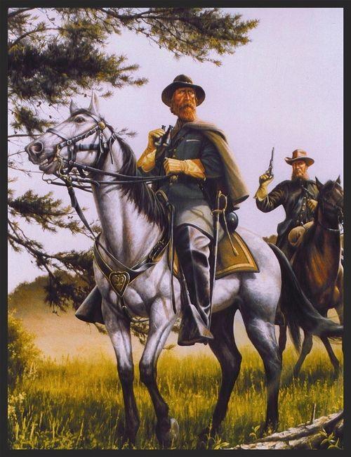 ACW Confederate: General A. P. Hill, by Dan Nance.