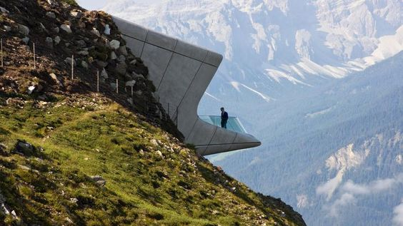 Messner Mountain Museum Corones Quelle: PR