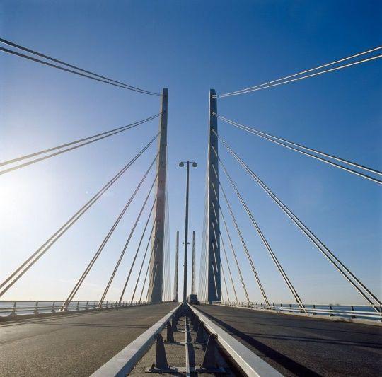 Imagem do dia: A Extraordinária Ponte de Øresund