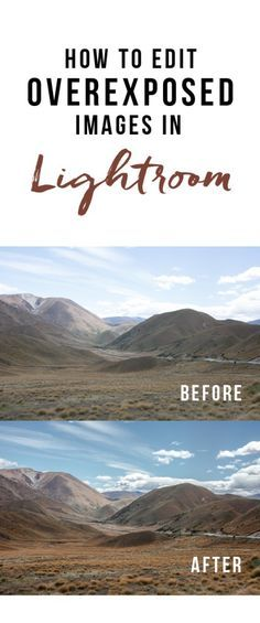 How To Edit Overexposed Images In Lightroom Here Air Photoshop Photography Lightroom Photoshop Lightroom Tutorial