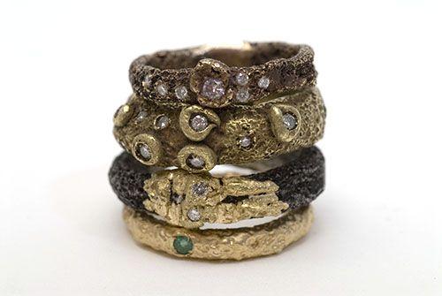 Alternatives gallery for contemporary jewellery - Davide Ansovini
