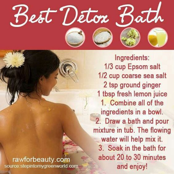 One I have a bath I want to try this :)