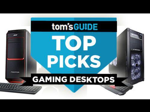 top pick gaming desktops