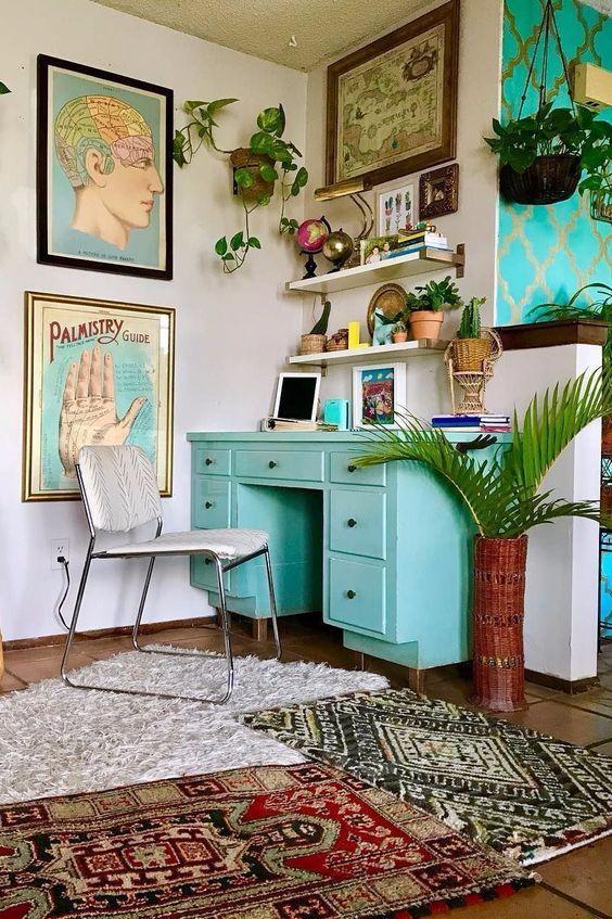 Retro Decor Interior Design Home Decor Decor Ideas Retro Style Wood Tailors Club In 2020 Study Room Decor Decor Home Decor