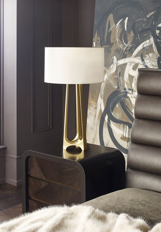 Furniture Floor Lamps And Baker Furniture On Pinterest