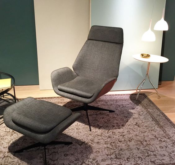 Best of NeoCon 2016 Lounge chair design Woods and Commercial design