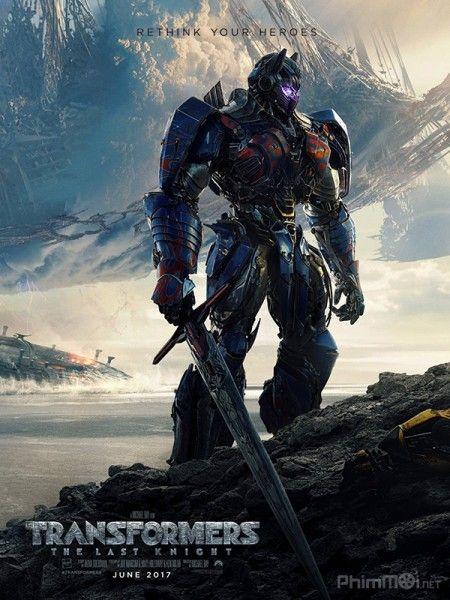 Robot đại chiến 5: Kỵ sĩ cuối cùng - HD