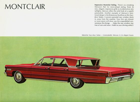https://flic.kr/p/88cyXy | 1966 Mercury Montclair Four-Door Sedan (Canada)