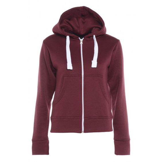 AX Paris Plain Burgundy Hoody ($12) ❤ liked on Polyvore featuring tops, hoodies, jackets, outerwear, hooded sweatshirt, purple hoodies, sweatshirt hoodies, purple hooded sweatshirt and purple top