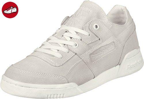 Reebok Herren NPC Ii TG Sneaker, Schwarz (Black/Gum), 40.5 EU