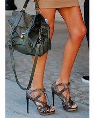 Hot sandals & bag combo.