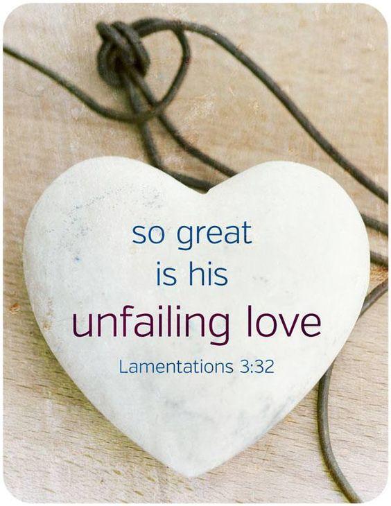 Lamentations 3:32:
