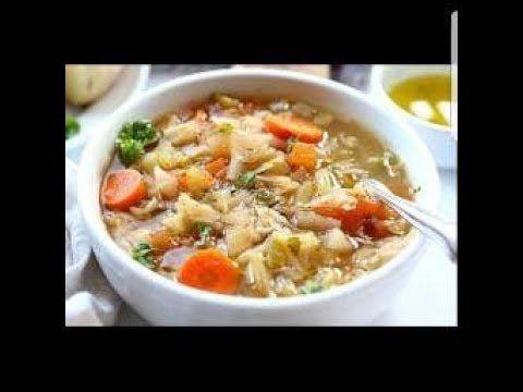 شوربه حارقه للدهون شوربة الكرنب نظام غذائي بدون جوع تخسيس من ٧ الي ٩ كيلو في الاسبوع Youtube Cabbage Soup Diet Soup Diet Cabbage Soup