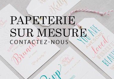 Monsieur + Madame Shop
