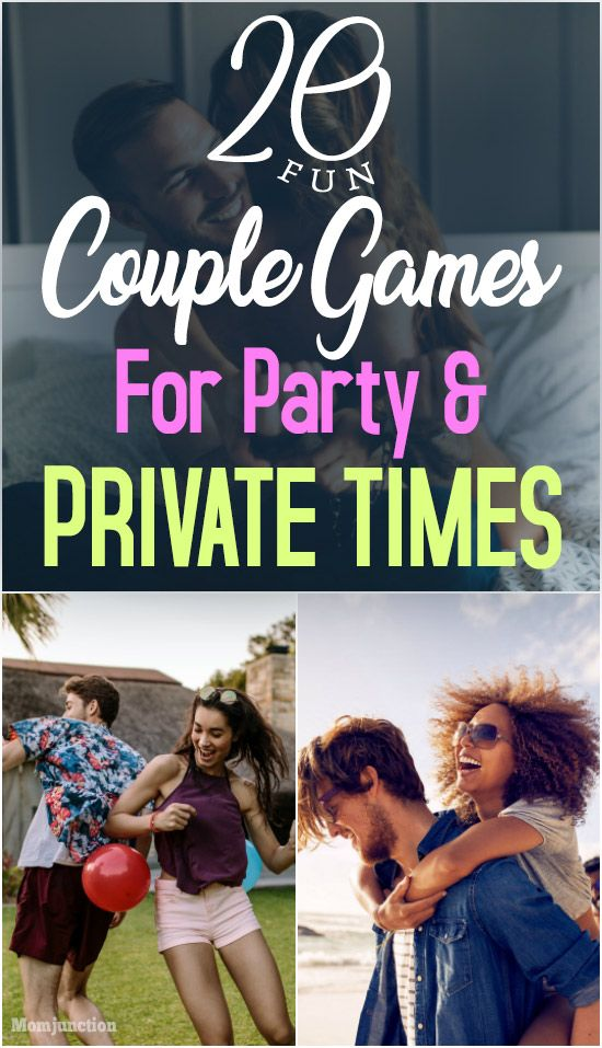 20 Fun Couple Games For Party And Private Times Fun Couple Games