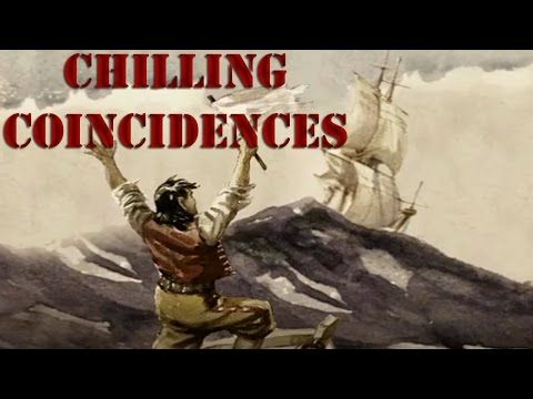 Top 10 CHILLING Real-Life COINCIDENCES (part 2) - with Danae - YouTube