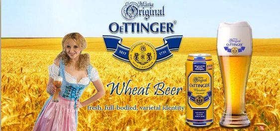 bia oettinger béo nhập khẩu đức