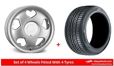 #Alloy wheels & tyres 16'' #tansy love for vw golf #[mk3] 5 stud 92-97,  View more on the LINK: 	http://www.zeppy.io/product/gb/2/381742243871/