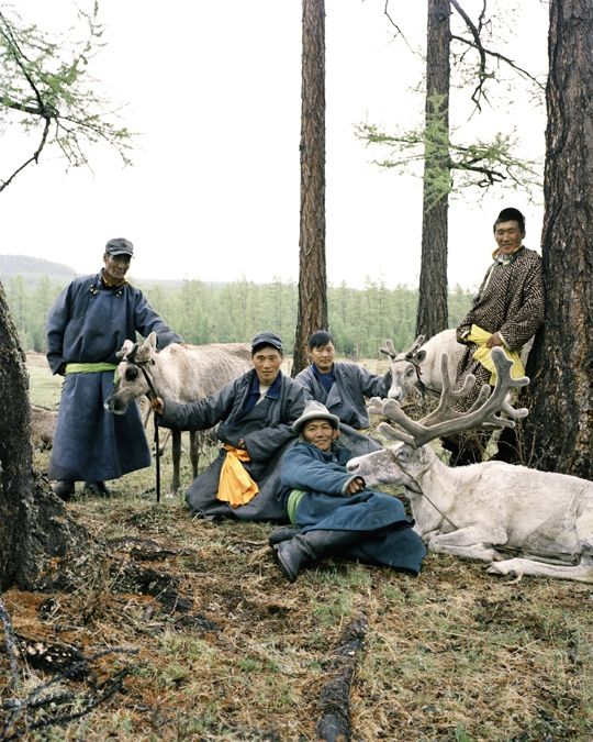 Mongolia by Brown W. Cannon III