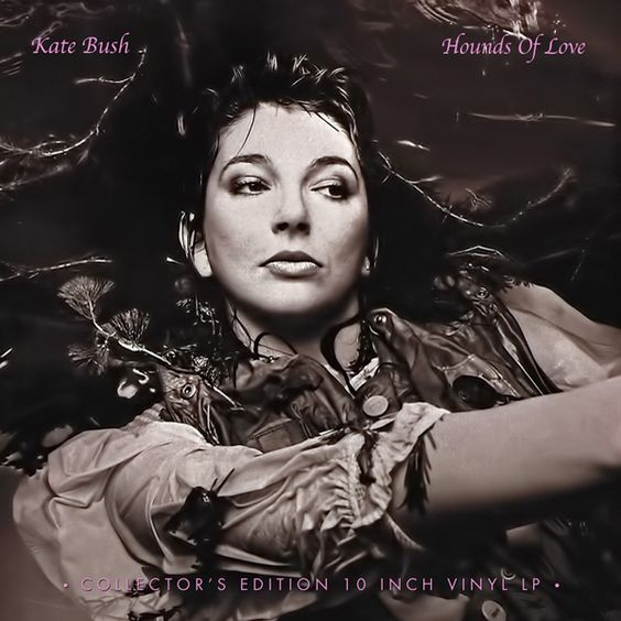 Kate Bush - 1985 - Hounds of Love #music
