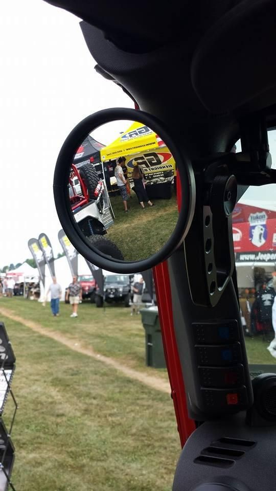 Cmm Offroad Side Mirrors With Images Side Mirror Jeep Life