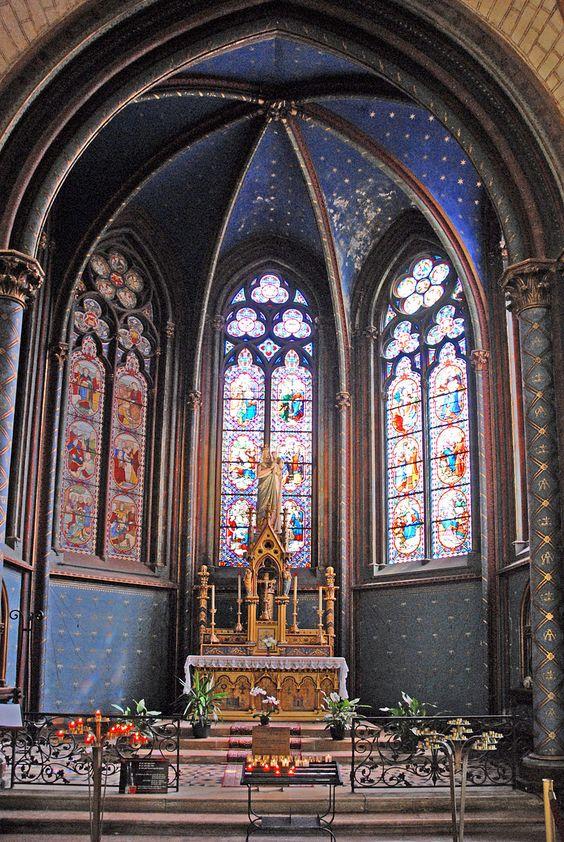 F09.St-Bénigne.Dijion.0141 - Kathedrale von Dijon – Wikipedia — Foto Jochen Jahnke