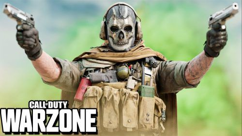 call of duty warzone live stream thumbnail