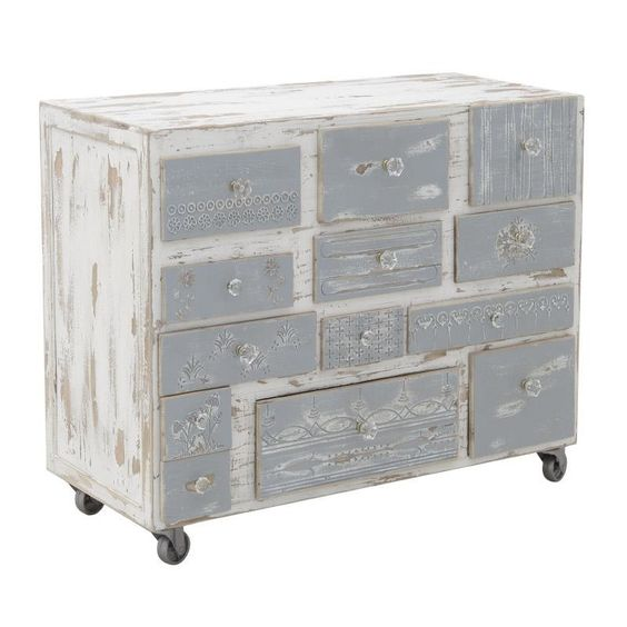 Wooden Drawer - Drawers - Consoles - FURNITURE - inart
