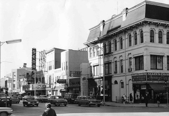 Springfield Illinois 1965 Courtesy Of Springfield Rewind And The Sangamon Valley Collection