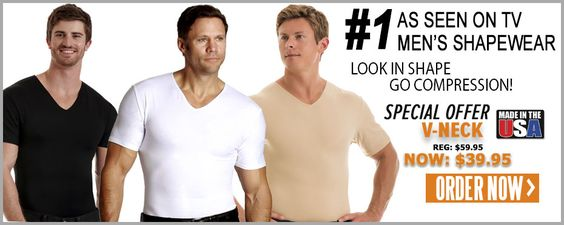 Insta Slim Official Website: Revolutionary Slimming Compression shirts