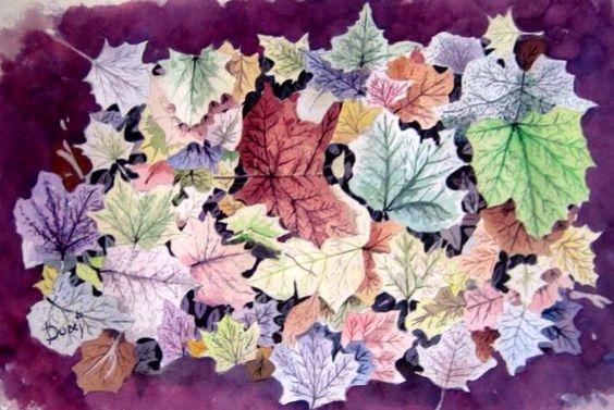 Duart Aquarela, Outono