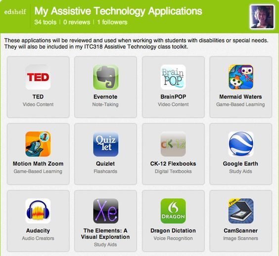 Assistive technology for autism writing apps