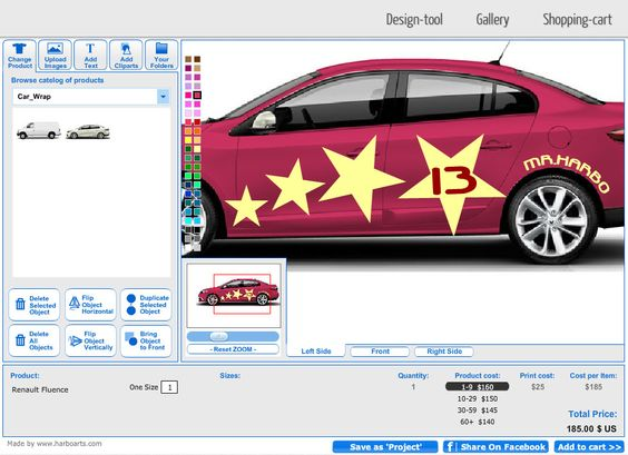 Cars Website And Wraps On Pinterest