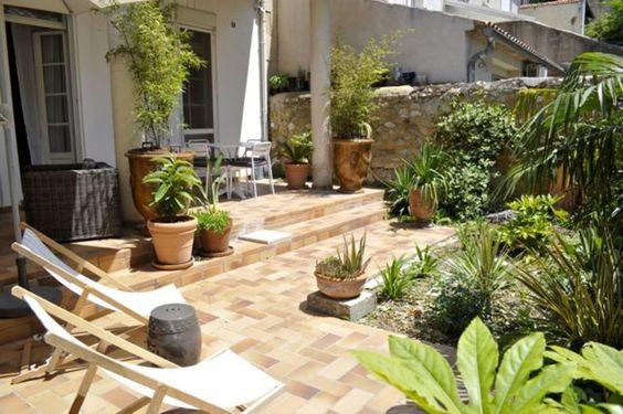Abritel Location Avignon - Appartement avec jardin Centre historique