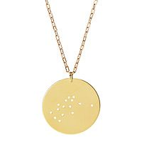 ASTROLOGY NECKLACE  $45.00