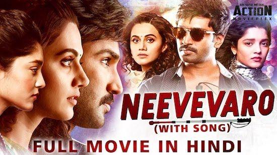 Neevevaro 2019 Hindi Dubbed 720p HDRip 850MB Neevevaro 2019 Hindi Dubbed  720p HDRip 850MB Ratings: 7.1/10G… | Hindi movies, Download movies, Full movies  download