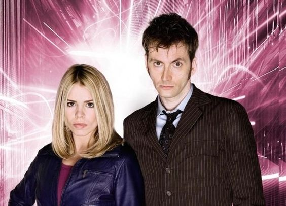 I got Doctor Who & Rose Tyler! Which Couple Should You And Your Significant Other Cosplay? I don't even know who they are...