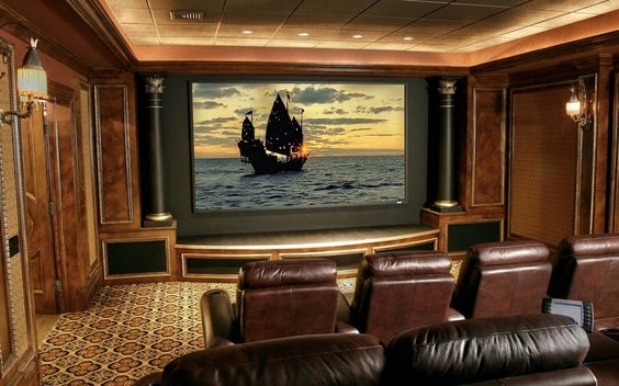 Home, house, room, home theater