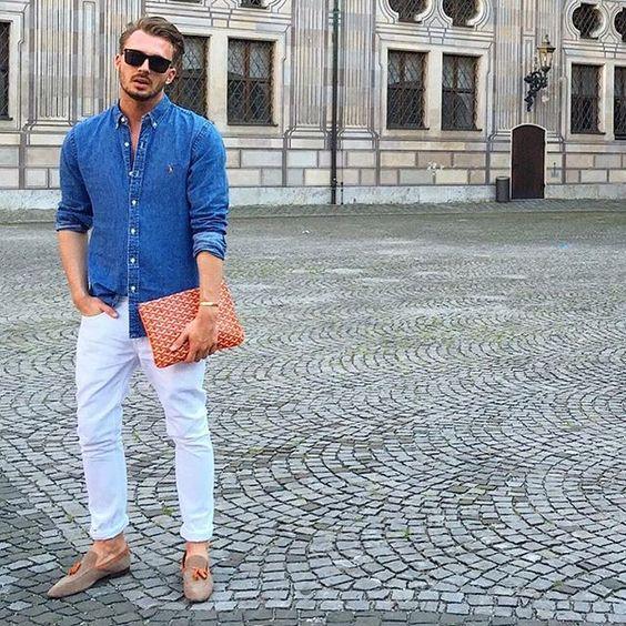 セレブ御用達【ゴヤール】財布とバッグで差をつける|メンズに人気のアイテム&おしゃれコーデ