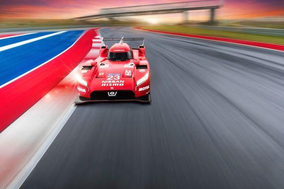 Découvrez la Nissan GT-R LM Nismo, l'atout de Nissan pour les 24 heures du Mans- via Nissan Aix-en-Provence www.nissan-couriant.fr