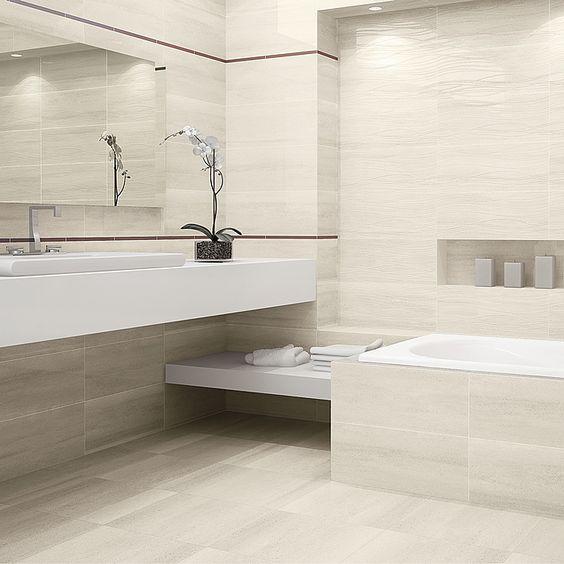 White Bathroom Shower Tile Designs: Bathroom Floor Tiles